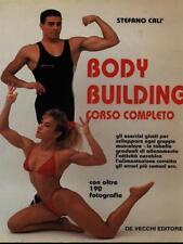 BODY BUILDING. CORSO COMPLETO  CALI' STEFANO DE VECCHI 1995