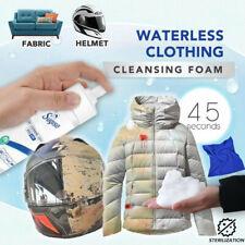 Multi-purpose Waterless Clothing Cleansing Foam Rinse-Free Agent Liquid