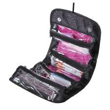 Large Travel Cosmetic Makeup Bag Toiletry Hanging Zip Organizer Storage Case