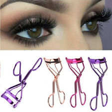 1Pc 3 Color Eyelash Curler Eye Lashes Curling Clip Stainless Steel Makeup Tool.