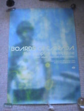 boards of canada poster PROMOTIONAL RARE the campfire headphase warp records