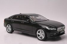 Volvo S90 car model in scale 1:18 black