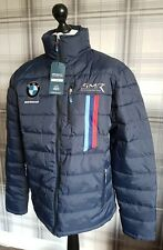BMW padded jacket size large chest 44' Brand new tag Quilted UK.Seller