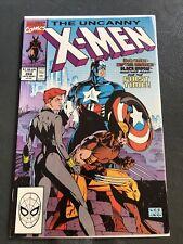 Uncanny X-Men 268 Wolverine Captain America Black Widow Classic J.Lee Cover NM-