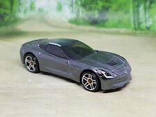 Hot Wheels '14 Corvette Stingray Diecast Model 1/64  - Very Good Condition
