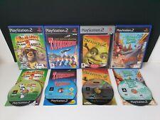 4 X Playstation 2 ps2 Spielepaket Restposten, Freude