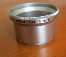 Bower for Olympus 45.6mm to 52mm filter adapter tube (for C720 C750 etc)