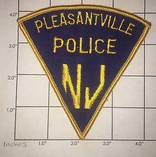 Pleasantville Police Dept Patch - New Jersey - Vintage