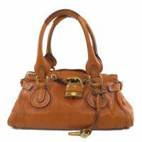 CHLOE   Handbag Paddington Leather