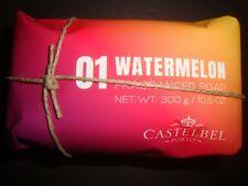 New Castelbel Made in Portugal 10.5oz/300g Luxury Bath Bar 01 Watermelon