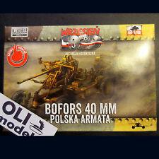 1/72 Polish Bofors 40mm Anti-Aircraft Gun - First to Fight 036