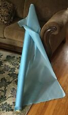 Nylon Flag Fabric BLUE FLOWER 100% Dupont Nylon By The Yard