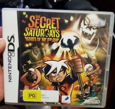 The Secret Saturdays Beasts of The 5th Sun -  (Nintendo DS/3DS) NDS - FREE POST