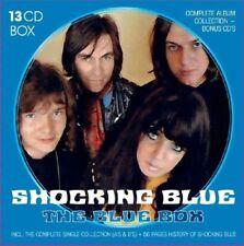 SHOCKING BLUE - THE BLUE BOX 13 ORIGINAL ALBUMS 13 CD NEU