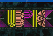 NEW Stanley Kubrick: The Masterpiece Collection (Blu-ray Disc 2014, 10-Disc Set)