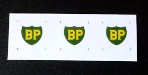 Matchbox Lesney Stickers 'BP' for 25c Petrol Tanker (2)