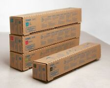 Konica Minolta TN-619 Color Toner Set CMYK bizhub Press C1060 C1070