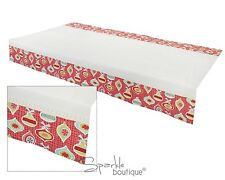 CHRISTMAS TABLE COVER/CLOTH - Retro Style Xmas Party/Buffet - FULL RANGE IN SHOP