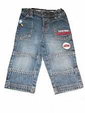 C & A tolle Jeans Hose Gr. 74 mit Car´s Motiv !!