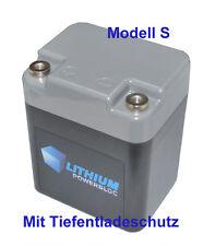 LITHIUM POWERBLOC 3.3S mit BMS LiFePO4 Akku 13,2V 3,3Ah 4S3P A123 APR18650M1