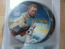 The Adventures of Tintin  (JUST DISC)(DVD) Free  postage