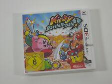 Kirby Battle Royale Nintendo 3DS Spiel neu und unbespielt
