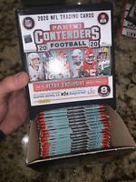 2020 Contenders Football Gravity Box with 36 Sealed Packs!
