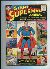 SUPERMAN ANNUAL #1 (3.5) KEY ISSUE REPRINTS!