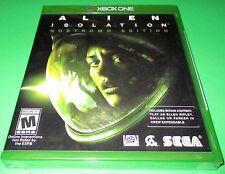 Alien: Isolation Microsoft Xbox One *Factory Sealed! *Free Shipping!