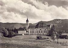 AK: Die Wies - Wallfahrtskirche zum gegeißelten Heiland (2)