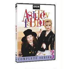 Absolutely Fabulous - Series 3 (DVD, 2005) region 2+4 like new