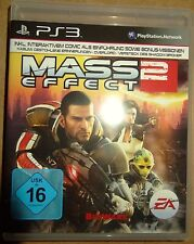 Mass Effect 2 PlayStation 3 ps3 video-juego Bluray disc EA BioWare