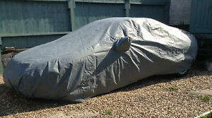 Jaguar XK & XKR MK2 Outdoor Car Cover Fitted Breathable Quality Stormforce