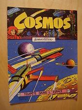 Cosmos Science-fiction Tempête dans l'espace n°27 Artima 1959