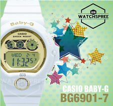 Casio Baby-G Ladies Hyper Colours Watch BG6901-7D
