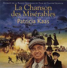 Patricia KAAS  / La chanson des Misérables - CD-promo