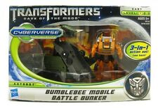 Transformers Dark of the Moon - Hasbro Cyberverse Bumblebee Mobile Battle Bunker