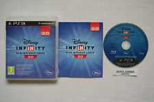 Disney Infinity 2.0 PS3 Game Only Software -1st Class FREE UK POSTAGE
