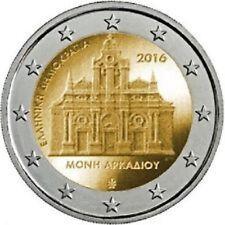 2 EURO GRECE COMMEMORATIVE 2016 ARKADI