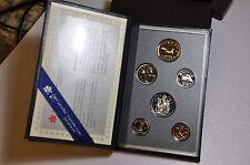 1992 Canada Specimen Set - Royal Canadian Mint