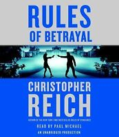 Rules of Betrayal 2010 by Reich, Christopher 0739384988