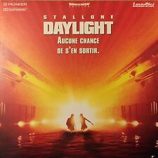 DAYLIGHT WS PAL LASERDISC Sylvester Stallone, Amy Brenneman