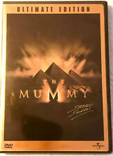 THE MUMMY Ultimate Edition 2 Disc DVD 21258 Universal 2001