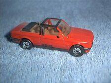 Matchbox BMW 323i Cabriolet - Pick your vehicle - Loose