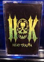 House of Krazees - Head Trauma MNE Cassette Tape Twiztid HOK insane clown posse