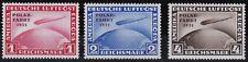 1931 Germania/Deutsches Reich, PA 40/42  3 valori  MLH/* Firmati Raybaudi