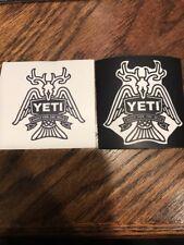 Yeti Decals Stickers