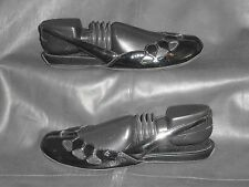 Cole Haan womens Black patent leather slingback pump size 51/2B
