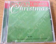 Sinatra Crosby Christmas 21 359 CD LaserLight