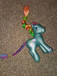 Hasbro My Little Pony G3 Rainbow Dash - blue Pony